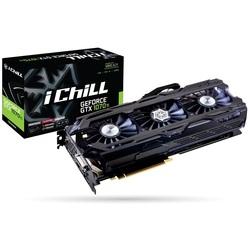 Inno3D GeForce GTX 1070 Ti 1607Mhz PCI-E 3.0 8192Mb 8000Mhz 256 bit DVI HDMI HDCP iChill X4 RTL