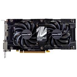 Inno3D GeForce GTX 1070 1506Mhz PCI-E 3.0 8192Mb 8000Mhz 256 bit DVI HDMI HDCP X2 V3 RTL