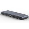 Разветвитель HDMI F - 8xHDMI F (Greenline GL-318-V2.0) - HDMI кабель, переходникHDMI кабели и переходники<br>Предназначен для подключения одного устройства воспроизведения HD-видео к восьми мониторам или телевизорам, оснащенным разъемом HDMI.<br>