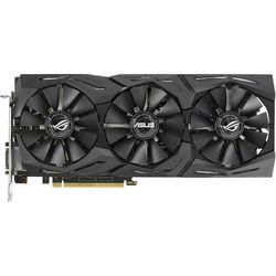 ASUS GeForce GTX 1070Ti 1607Mhz PCI-E 3.0 8192Mb 8008Mhz 256 bit DVI 2xHDMI HDCP Strix RTL