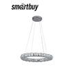 Люстра Smartbuy Crystal SBL-CR-25W-1601-4K - Настольная лампа, ночник, светильник, люстраНастольные лампы, светильники, ночники, люстры<br>Светодиодная люстра существенно снижает энергопотребление, не содержат ртути и других вредных веществ для здоровья и окружающей среды, долговечна.<br>