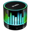 Sven PS-47 (черный) - Колонка для телефона и планшетаПортативная акустика<br>Портативная Bluetooth колонка с подсветкой, выходная мощность RMS: 3Вт, частотный диапазон 100–20000 Гц.<br>