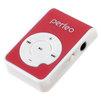 Perfeo VI-M020 (красный) - Mp3 плеерЦифровые плееры<br>Flash, поддержка карт microSD, питание: собственный Li-Ion, время работы 6 ч, вес: 15 г.<br>