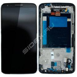 Дисплей для LG G2 D802 с тачскрином Qualitative Org (lcd) (черный)