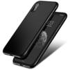 Чехол-накладка для Apple iPhone X (Baseus Bumper Case WIAPIPHX-BM01) (черный) - Чехол для телефонаЧехлы для мобильных телефонов<br>Обеспечит надежную защиту вашего мобильного устройства от повреждений, загрязнений и других нежелательных воздействий.<br>