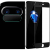Комплект защитных стекол для Apple iPhone 7 Plus (Baseus Glass Film Set SGAPIPH7P-TZ01) (черный) - Защитное стекло, пленка для телефонаЗащитные стекла и пленки для мобильных телефонов<br>Baseus Glass Film Set SGAPIPH7P-TZ01 представляет собой комплект защитных стекол для дисплея и тыльной камеры iPhone 7 Plus. Изделия отличаются сверхтонким форм-фактором и высокой прочностью.<br>
