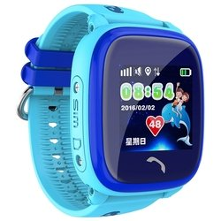 Smart Baby Watch DF25G (голубой) :