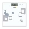 UNIT UBS-2220 - Напольные весыНапольные весы<br>UNIT UBS-2220 - напольные весы, 180 кг, измерение жировой, мышечной ткани и воды, точность до 100г, дисплей, закаленное стекло, индикатор перегрузки, память на 12 персон, автоотключение.<br>