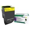 Тонер картридж для Lexmark CX417, CX517, CS417, CS517 (71B5HY0) (желтый) - Картридж для принтера, МФУКартриджи для принтеров и МФУ<br>Картридж совместим с моделями: Lexmark CX417, CX517, CS417, CS517.<br>