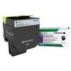 Тонер картридж для Lexmark CX417, CX517, CS417, CS517 (71B5HK0) (черный) - Картридж для принтера, МФУ
