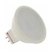 Лампа Экономка GU10 (Eco_LED3wGU10C30_fr) - ЛампочкаЛампочки<br>Светодиодная лампа, рабочее напряжение 230 В, мощность 3 Вт, цветовая температура 3000 К, срок службы 30000 часов, матовое стекло.<br>