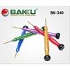 Отвертка BAKU BK340 Y0.6 (99942) - ОтверткаОтвертки<br>Отвертка для Apple iPhone 7, iPhone 7 Plus, Apple Watch BAKU BK340 Y0.6 представляет собой идеальное сочетание высокого качества, надежного исполнения, удобства использование, универсальности применения.<br>