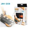 Набор инструментов + держатель Jakemy JM-Z13 (100020) - Инструмент для смартфона, планшетаИнструменты для смартфонов и планшетов<br>Набор инструментов для iPhone, держатель для iPhone Jakemy JM-Z13 4в1 для вскрытия представляют собой идеальное сочетание высокого качества, надежного исполнения, удобства использование, универсальности применения.<br>