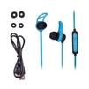 Ritmix RH-400BTH (голубой) - НаушникиНаушники<br>Беспроводная Bluetooth-стереогарнитура, диапазон частот наушников: 20–20000 Гц, сопротивление наушников: 16 Ом, чувствительность наушников: 96±3 дБ.ф<br>