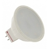 Лампа Экономка JCDR (Eco_LED5wJCDRC45_fr) - ЛампочкаЛампочки<br>Светодиодная лампа, рабочее напряжение 230 В, мощность 5 Вт, цветовая температура 4500 К, срок службы 30000 часов, матовое стекло.<br>