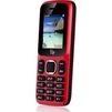 Fly FF180 (красный) ::: - Мобильный телефонМобильные телефоны<br>GSM, вес 70 г, ШхВхТ 46.6x113.7x14.4 мм, экран 1.77, 160x128, MP3, FM-радио, Bluetooth, память 32 Мб, аккумулятор 800 мАч.<br>