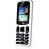 Fly FF180 (белый) ::: - Мобильный телефонМобильные телефоны<br>GSM, вес 70 г, ШхВхТ 46.6x113.7x14.4 мм, экран 1.77, 160x128, MP3, FM-радио, Bluetooth, память 32 Мб, аккумулятор 800 мАч.<br>