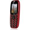 Fly FF182 (красный) ::: - Мобильный телефонМобильные телефоны<br>GSM, вес 70 г, ШхВхТ 49.5x115x15.3 мм, экран 1.77, 160x128, FM-радио, Bluetooth, фотокамера 0.30 МП, память 32 Мб, аккумулятор 600 мАч.<br>