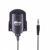 RITMIX RCM-100 - МикрофонМикрофоны<br>RITMIX RCM-100 - петличный микрофон с внешним питанием. Конденсаторный, всенаправленный, jack 3.5 мм, 20-20000 Гц, 2.2 кОм, 65 дБ, длина кабеля 1.2 м.<br>