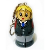 USB 2.0 8GB (Матрешка школьник) (11447) - USB Flash driveUSB Flash drive<br>Флеш-накопитель объемом 8 ГБ, интерфейс USB 2.0, модель Матрешка школьник, материал дерево, ручная роспись.<br>
