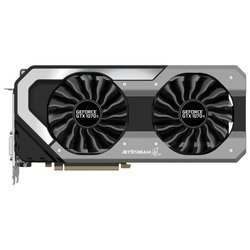 Palit GeForce GTX 1070 Ti 1607MHz PCI-E 3.0 8192MB 8000MHz 256 bit DVI HDMI HDCP JetStream RTL