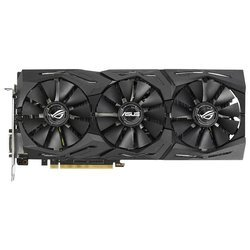 ASUS GeForce GTX 1070 Ti 1607MHz PCI-E 3.0 8192MB 8008MHz 256 bit DVI 2xHDMI HDCP Strix Gaming RTL