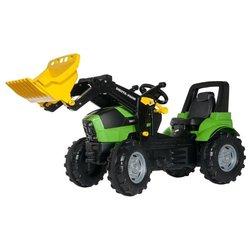 Веломобиль Rolly Toys Farmtrac Deeutz Agrotron (710034)
