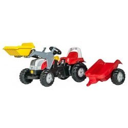Веломобиль Rolly Toys Kid Steyr CVT (23936)