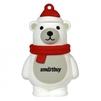 Smartbuy NY series Белый Медведь 8GB (SB8GBPolarBear) - USB Flash driveUSB Flash drive<br>Флеш-накопитель объемом 8 ГБ, интерфейс USB 2.0, модель Белый Медведь.<br>