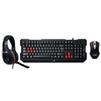 Genius KMH-200 - Мыши и КлавиатурыМыши и Клавиатуры<br>Игровой комплект 3 в 1, который состоит из игровой клавиатуры, игровой гарнитуры, игровой мыши.<br>