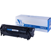 Картридж для HP LaserJet M1005, 1010, 1012, 1015, Canon i-SENSYS FAX-L95, 100, 120, 140 (NV Print NV-Q2612A/FX10/703) (черный) - Картридж для принтера, МФУКартриджи<br>Совместимые модели: HP LaserJet M1005, 1010, 1012, 1015, 1020, 1022, M1319f, 3015, 3020, 3030, 3050, 3050z, Canon i-SENSYS FAX-L95, 100, 120, 140, 160, MF-4018, 4120, 4140, 4150, 4270, 4320d.<br>