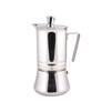 G.A.T. PRATIKA (6 чашек) - Кофеварка, кофемашинаКофеварки и кофемашины<br>Гейзерная кофеварка на 6 чашек. Объем одной чашки – 50 мл. Внутреннее покрытие сделано из антипригарного материала, которое обеспечивает легкую очистку под теплой водой.<br>