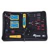 Набор инструментов CТN-210 - Набор инструментовНаборы инструментов<br>Набор инструментов в футляре. Предназначен для для прокладки аудио линий, а также прокладки, обслуживания, ремонта и тестирования компьютерных сетей.<br>