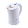 Endever Skyline KR-355 (белый) - ЭлектрочайникЭлектрочайники и термопоты<br>Endever Skyline KR-355 - чайник, объем 1 л, мощность 1900 Вт, подсветка, материал корпуса: пластик.<br>