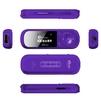 Ritmix RF-3360 4Gb (фиолетовый) - Mp3 плеерЦифровые плееры<br>Ritmix RF-3360 4Gb - цифровой плеер, 4 Гб, экран 1, карты памяти microSD, радиоприемник, время работы 10 ч, диктофон, вес 22 г, размеры 81x26x13 мм.<br>
