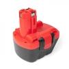 Аккумулятор для инструмента Bosch (12V 3.3Ah) (TOP-PTGD-BOS-12) - АккумуляторАккумуляторы для инструмента<br>Аккумулятор для инструмента Bosch, емкость 3.3 Ah, напряжение 12 V, химический состав: Ni-Mh. Совместимые модели: Bosch GSR 12-2, PSB 12 VE-2, PSR 12-2.<br>