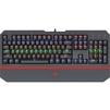 Redragon Andromeda RU - Мыши и КлавиатурыМыши и Клавиатуры<br>Redragon Andromeda RU - клавиатура, подсветка клавиш, USB, механическая, проводная, 104 клавиши, 12 доп. клавиш, длина кабеля 1.8м.<br>