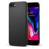 Чехол-накладка для Apple iPhone 8 (Spigen Thin Fit Series 054CS22208) (черный) - Чехол для телефонаЧехлы для мобильных телефонов<br>Защитит смартфон от грязи, пыли, брызг и других внешних воздействий.<br>
