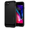 Чехол-накладка для Apple iPhone 7, 8 (Spigen Neo Hybrid Herringbone 054CS22200) (черный) - Чехол для телефонаЧехлы для мобильных телефонов<br>Обеспечит защиту телефона от царапин, потертостей и других нежелательных внешних воздействий.<br>