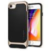 Чехол-накладка для Apple iPhone 7, 8 (Spigen Neo Hybrid Herringbone 054CS22201) (шампань) - Чехол для телефонаЧехлы для мобильных телефонов<br>Обеспечит защиту телефона от царапин, потертостей и других нежелательных внешних воздействий.<br>