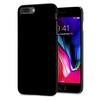 Чехол-накладка для Apple iPhone 8 Plus (Spigen Thin Fit Series 055CS22240) (ультра-черный) - Чехол для телефонаЧехлы для мобильных телефонов<br>Защитит смартфон от грязи, пыли, брызг и других внешних воздействий.<br>