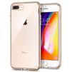 Чехол-накладка для Apple iPhone 7 Plus, 8 Plus (Spigen Neo Hybrid Crystal 2 055CS22371) (шампань) - Чехол для телефонаЧехлы для мобильных телефонов<br>Обеспечит защиту телефона от царапин, потертостей и других нежелательных внешних воздействий.<br>
