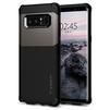 Чехол-накладка для Samsung Galaxy Note 8 (Spigen Hybrid Armor 587CS22076) (стальной) - Чехол для телефонаЧехлы для мобильных телефонов<br>Удобный и компактный чехол, обеспечит защиту смартфона от нежелательных внешних воздействий.<br>