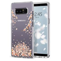 Чехол-накладка для Samsung Galaxy Note 8 (Spigen Liquid Crystal Blossom 587CS22058) (кристально-прозрачный)