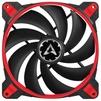 Arctic Cooling BioniX F140 (красный) - Кулер, охлаждениеКулеры и системы охлаждения<br>Для корпуса, 1 вентилятор (140 мм, 200-1800 об/мин).<br>