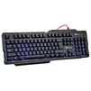 QUMO Viper K29/M29 - Мыши и КлавиатурыМыши и Клавиатуры<br>Игровой набор QUMO Viper K29/M29 - проводная клавиатура, 104 клавиши, подсветка 3 цвета, мышь M29 -проводная, оптическая 1000/1600/2400/3200 dpi, коврик.<br>