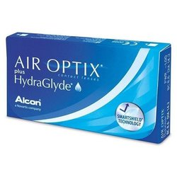 Air Optix (Alcon) Plus HydraGlyde (6 линз)