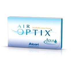 Air Optix (Alcon) Aqua (6 линз)