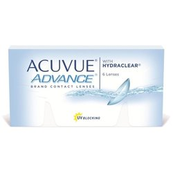 Acuvue Advance with Hydraclear (6 линз)