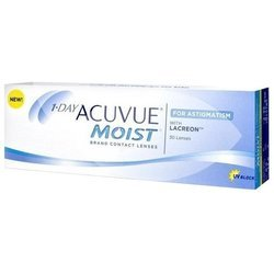 Acuvue 1-Day Moist for Astigmatism (30 линз)